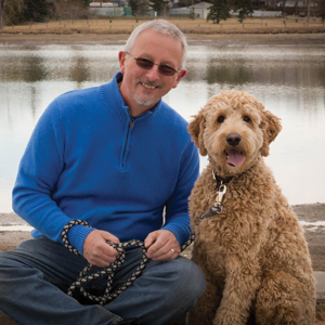 President, Chestermere Therapy Dogs Society